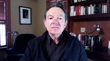 """Lawrence Wright Discusses """"The Plague Year"""""""