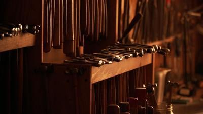 Craft in America | Randy Stromsoe on his tools