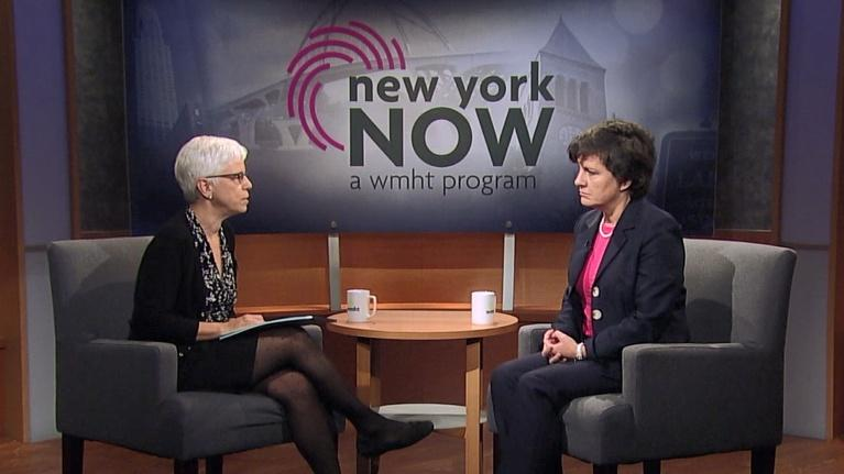New York NOW: One-on-One with Stephanie Miner