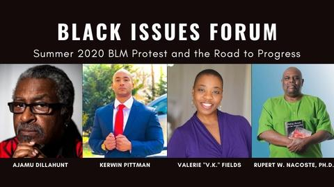 Summer 2020 BLM Protest and the Road to Progress