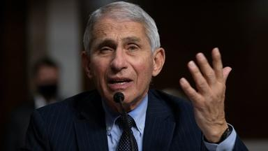 Why Fauci says pandemic 'didn't have to be this bad'