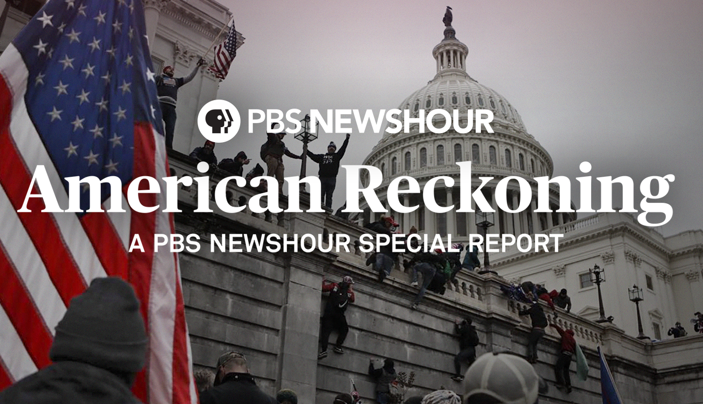 American Reckoning – A PBS NewsHour Special Report