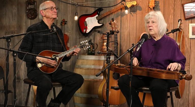 Jam with Dan: Heidi Muller & Bob Webb
