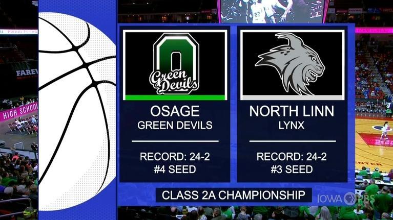 Iowa PBS Presents: (2A) 2020 IGHSAU Girls State Basketball Championships