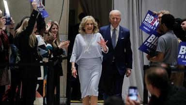 Jill Biden on healing from heartbreak, possible VP picks