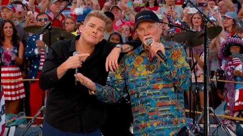 "A Capitol Fourth -- S2017: The Beach Boys Perform ""Do it Again"""