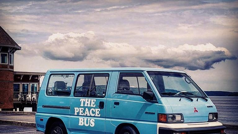 Northwest Now Digital First: The Peace Bus
