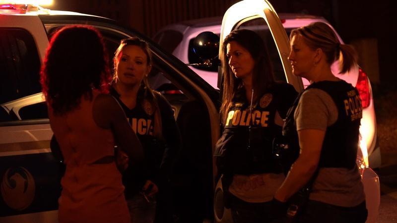 Sex Trafficking in America