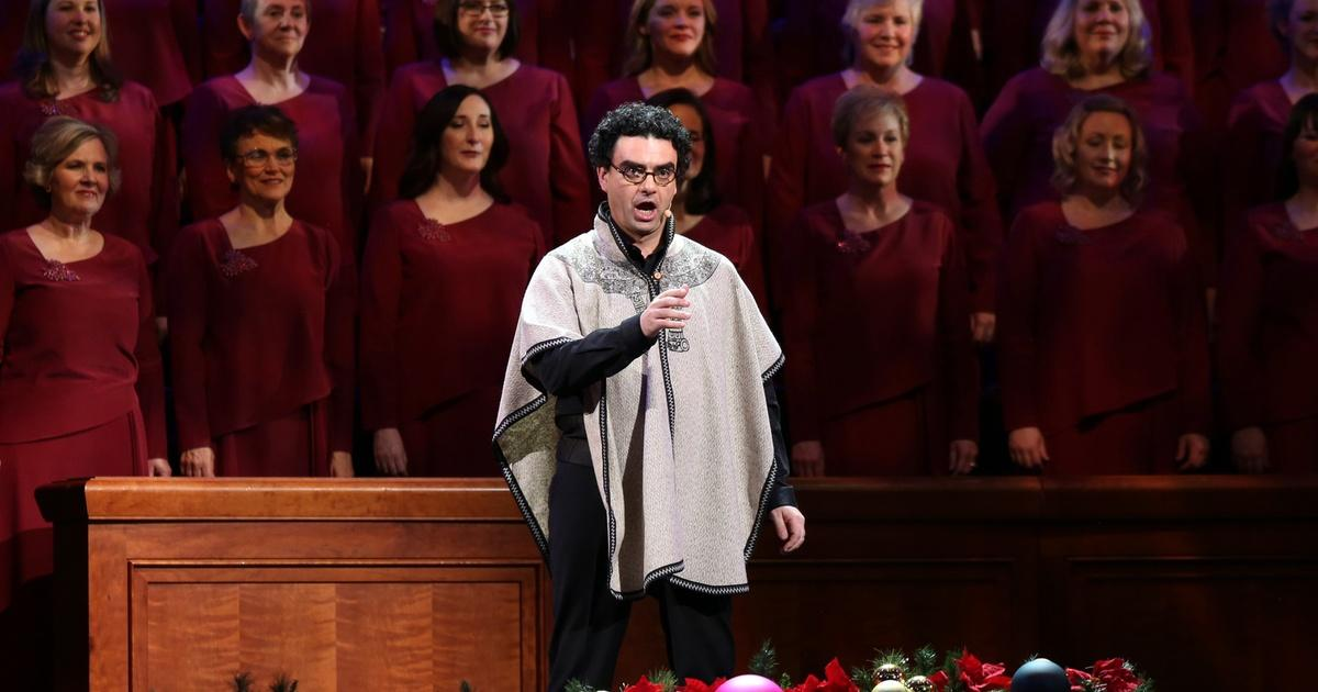Christmas with the Mormon Tabernacle Choir | Christmas with the ...
