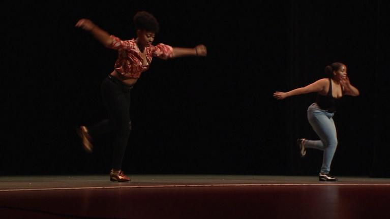 Kalamazoo Lively Arts: WMU Multicultural Review - Tap Dancing