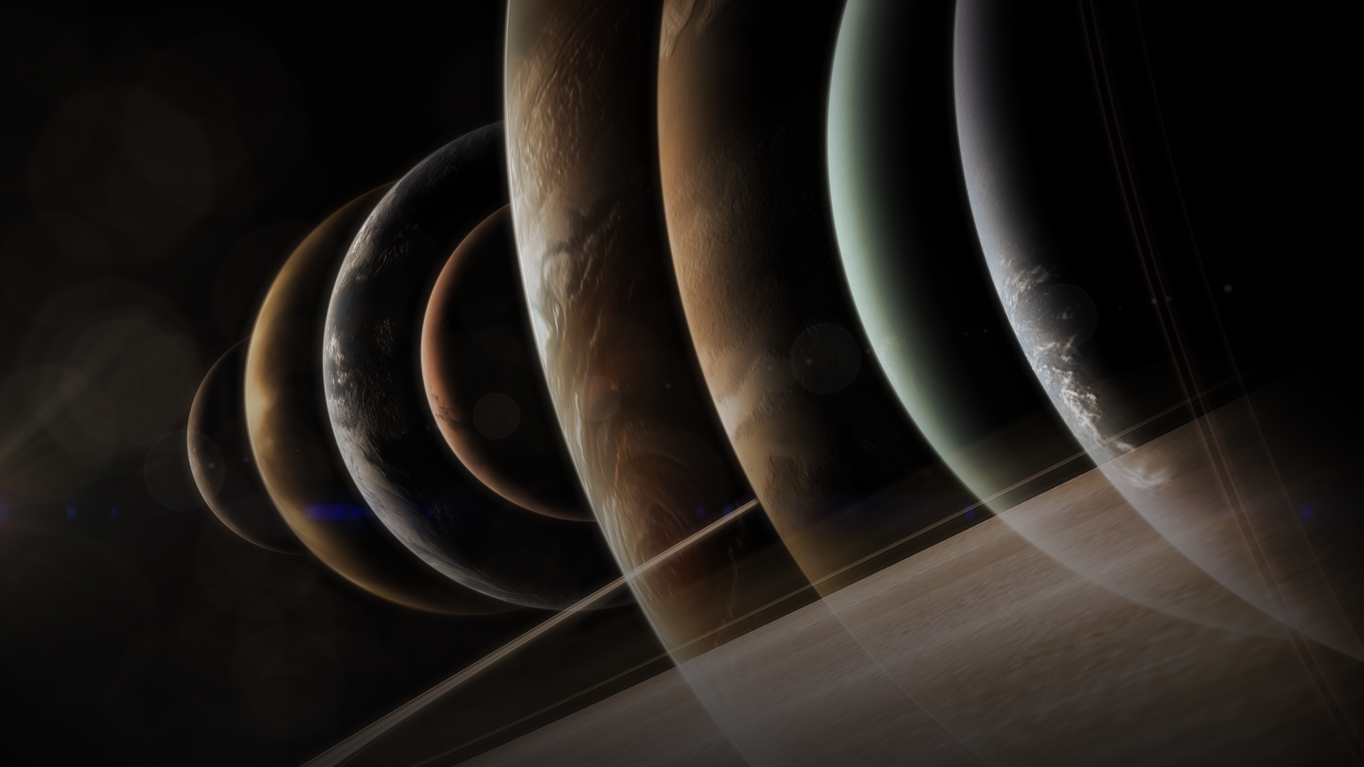 The Planets Series Teaser