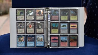 "Appraisal: 1993 ""Magic: The Gathering"" Beta Cards"