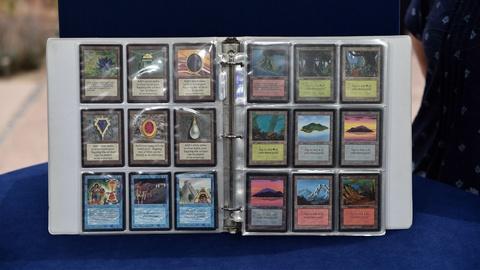 "S24 E10: Appraisal: 1993 ""Magic: The Gathering"" Beta Cards"