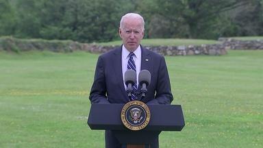 President Joe Biden's First Overseas Trip