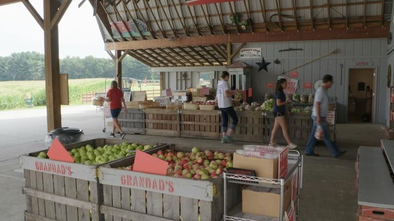 NC Weekend: Hendersonville Apples