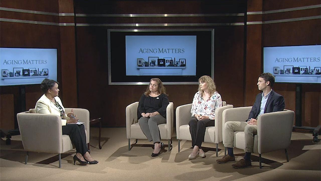 Panel Discussion | Loneliness & Isolation | Aging