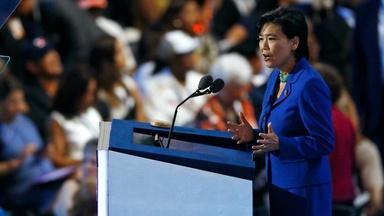 Dem. lawmaker: Atlanta shootings 'deliberate,' anti-Asian