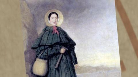 Prehistoric Road Trip -- Mary Anning Found More Than Seashells by the Seashore