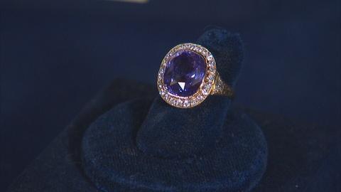 Antiques Roadshow -- Appraisal: Purple Sapphire Ring, ca. 1935