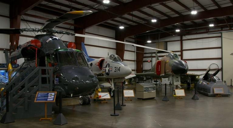 CPTV Specials: New England Air Museum Vignette