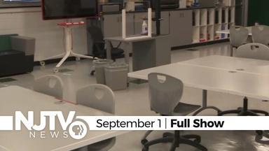 NJTV News: September 1, 2020