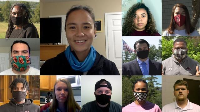 NH Votes SAFE | Franklin Pierce Students Vote Safe