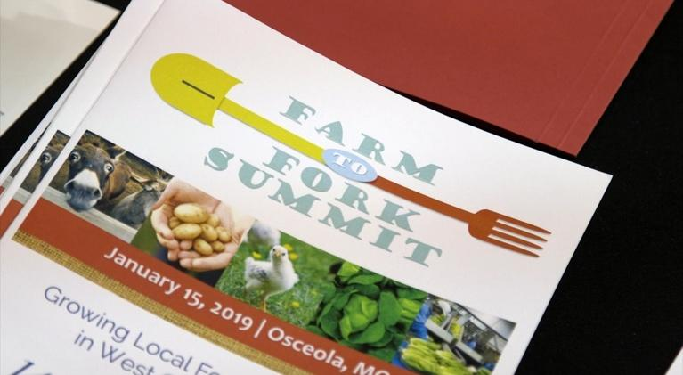 Show-Me Ag: Farm to Fork Summit