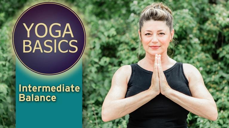 Yoga Basics with patty: Yoga Basics with patty: Intermediate Balance