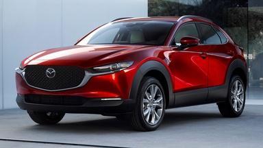 2020 Mazda CX-30 & 2020 Toyota Corolla Hybrid