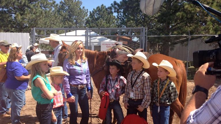 Family Travel with Colleen Kelly: Wyoming - Frontier Days, Bison, and a Dude Ranch