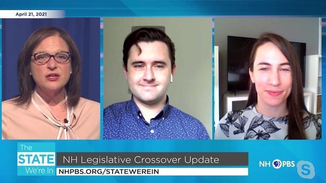 4/21/2021 - NH Legislative Crossover Update