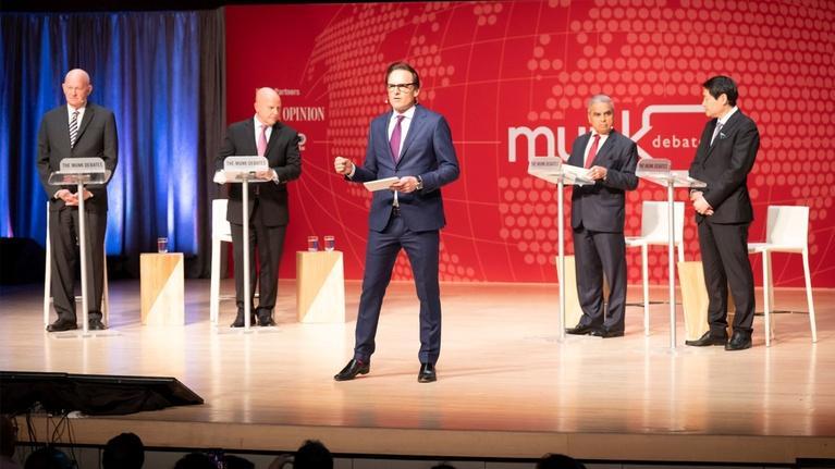 The Munk Debates: The Munk Debates: China
