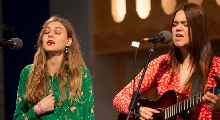 Live On The Bridge: First Aid Kit