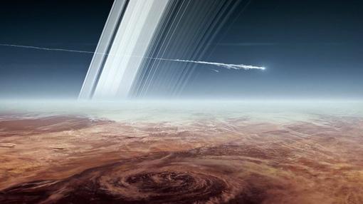 NOVA : Death Dive to Saturn