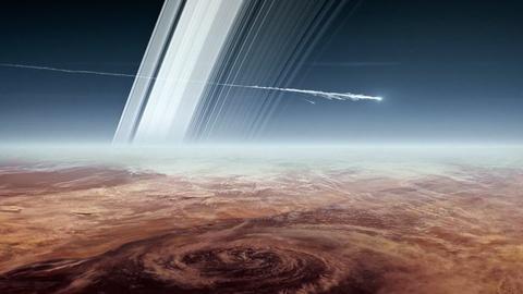S44 E12: Death Dive to Saturn
