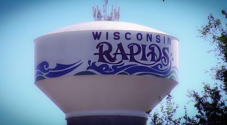 Around the Corner with John McGivern : Wisconsin Rapids 613