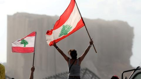 How Beirut blasts pushed Lebanese to their breaking point