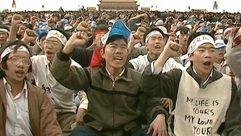 Clips & Previews -- Tiananmen: The People versus the Party