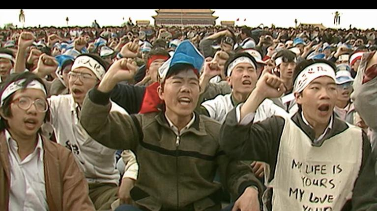 Clips & Previews: Tiananmen: The People versus the Party