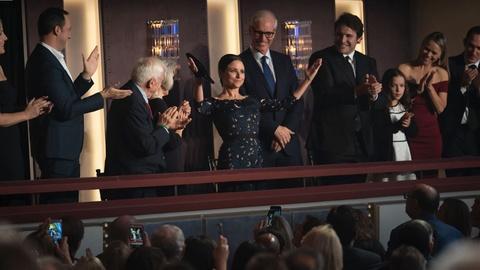 Mark Twain Prize -- Julia Louis-Dreyfus: The Kennedy Center Mark Twain Prize