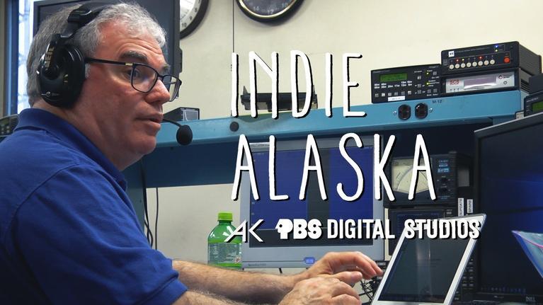 Indie Alaska: I am a Ham Radio Hobbyist