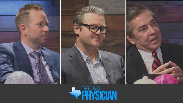 The El Paso Physician: Pediatric Neurosurgery and Oral and Maxillofacial Surgery
