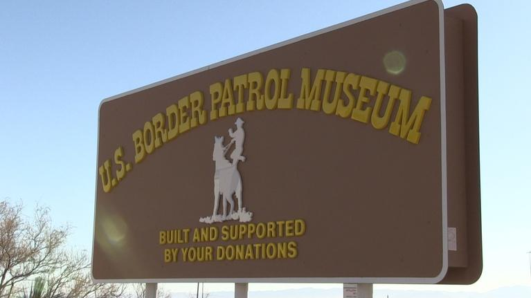 Living Here: Living Here - United States Border Patrol Museum