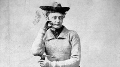 American Masters -- Annie Smith Peck: Record-Breaking Mountaineer