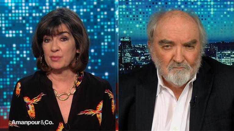 Amanpour and Company: Jean Vanier's Biographer Reacts to News of Abusive Behavior