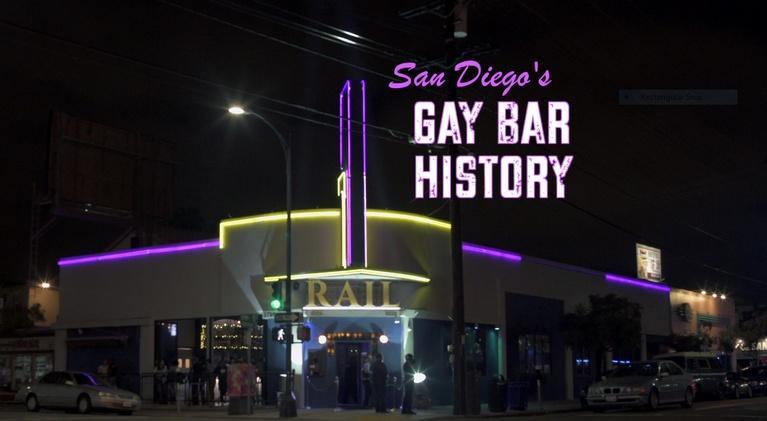 EXPLORE San Diego: San Diego's Gay Bar History