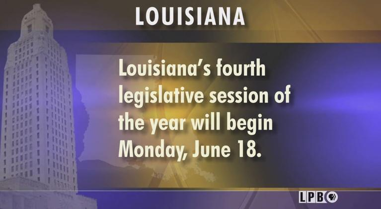 Louisiana: The State We're In: Louisiana: The State We're In - 06/15/18