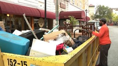 Storm cleanup continues for Essex County businesses