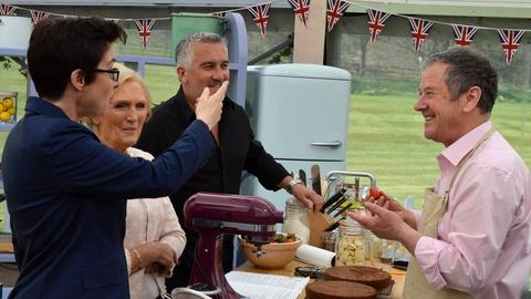 The Great British Baking Show -- Cake