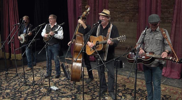 Song of the Mountains: Seldom Scene